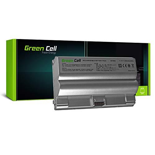 Green Cell Standard Serie VGP-BPS8 Laptop Akku für Sony Vaio PCG-381M PCG-391M PCG-392M PCG-3A1M PCG-3A3L PCG-3A4L VGN-FZ (6 Zellen 4400mAh 11.1V Silber)