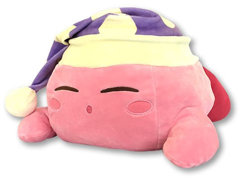 Kirby sleepy - Japan import - Big