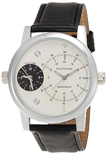 Giordano Analog Multi-Color Dial Men's Watch - 60056 DTL (P3055)