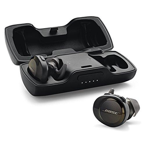 Bose SoundSport Free - Auriculares intraurales inalámbricos, Negro (Triple Black)