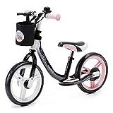Kinderkraft Space Draisienne Vélo pour Apprentissage Rose