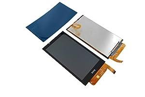 HTC Desire 610 LCD Display Touch Screen Front Glas Scheibe Klebestreifen Cover Original Neu
