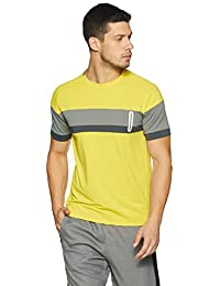 Prowl by Tiger Shroff Men's Solid Slim Fit T-Shirt