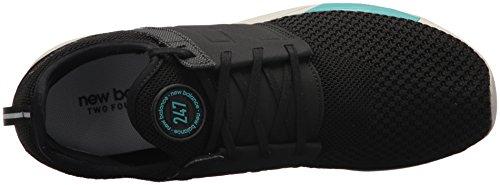 Scarpe uomo New Balance, mod. MR274, colore nero, tomaia in mesh Nero