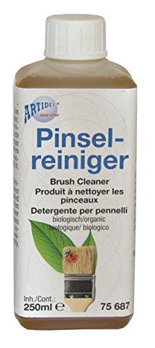 CREARTEC Pinsel-Reiniger (biologisch) 250 ml