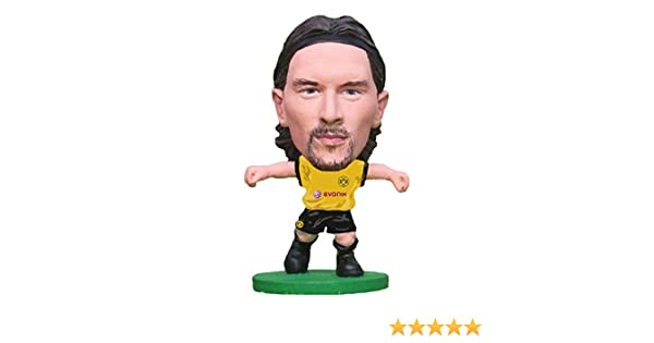 Soccer Starz Borussia Dortmund Neven Subotic Home Kit