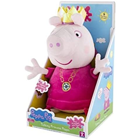 Mochalight-Peppa Pig principessa, con suono di Peppa