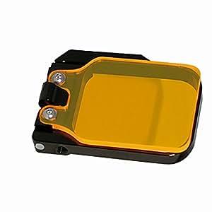 Action Outdoor ® Filtre de plongée pour GoPro HERO 3 jaune fluorescent