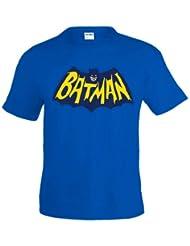 Camiseta Sheldon Batman logo-classic-custom
