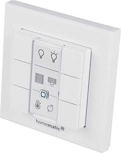 Homematic IP Wandtaster - 6-fach, 142308A0