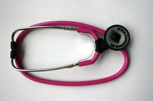 Colorscop-Stethoskop Duo 55cm pink, Stethoskope, Otoskope