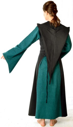 HEMAD/Billy Held -  Vestito  - Basic - Maniche lunghe  - Donna Verde
