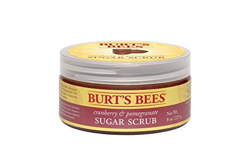 burts-bees-cranberry-pomegranate-sugar-scrub-8-ounce-by-burts-bees