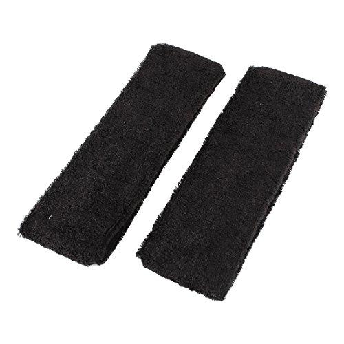 Tissu-éponge de Sport élastique pour Femme Bandeau Headband Lot de 6 cm de Large