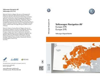 Preisvergleich Produktbild VW Werkstattmittel für RNS 850,  Version 9 f. Kartenupdate (Nur 1x / Betrieb nötig) - 7P6051236AM