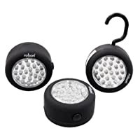Rolson Tools 24 LED Magnetic Lamp with Hook