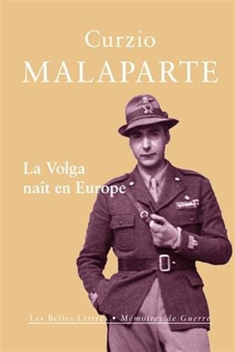 La Volga naît en Europe par Curzio Malaparte