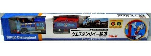 CHEMIN DE FER [Tokyo Disney Resort Western River Railroad Plarail] TDL Western River