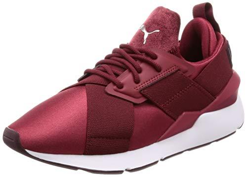Preisvergleich Produktbild Puma Damen Sneaker Muse Satin II weiß 39