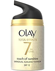 Olay Total Effects 7 in one Touch of Sunshine Moisturiser, 50 ml