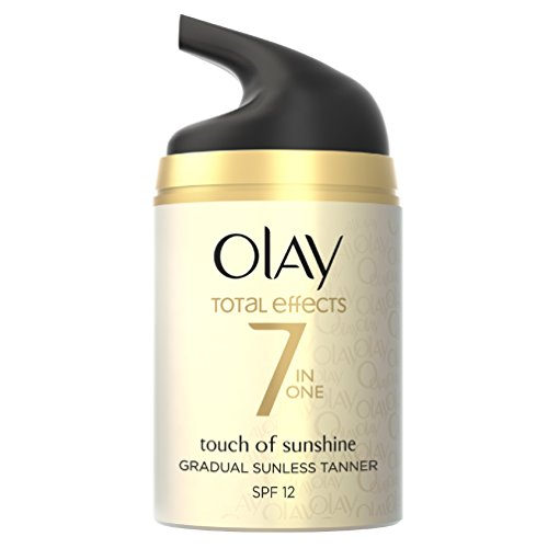 Olay Total Effects Touch Of Sunshine 7 In 1 Anti-Ageing SPF 15 50ml (Anti-ageing Sonnenschutz)