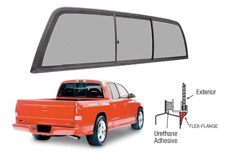cr-laurence-ect410s-crl-perfect-fit-three-panel-tri-vent-with-solar-glass-for-1997-dodge-dakota-by-c