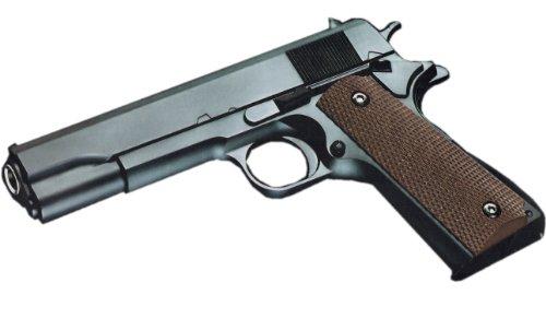 VOLLMETALL Softair Sport Pistole ! G-13 des Herstellers Nerd Clear