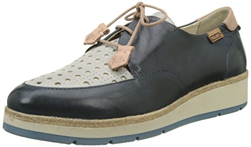 4fe026b7 Pikolinos Aguadulce W0l_v17, Zapatos de Cordones Derby Mujer