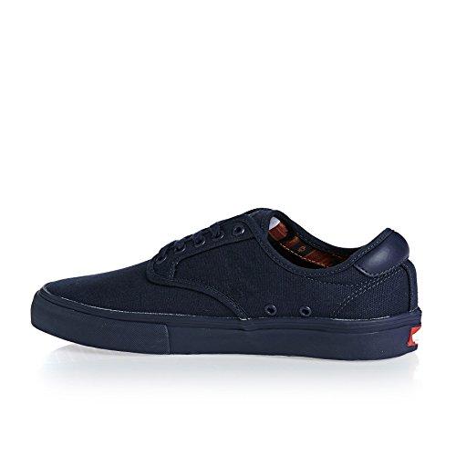 Vans  M Chima Ferguson, Herren Sneaker, Weiß Blue
