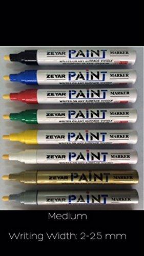 rojo-2-25mm-universal-impermeable-permanente-marcador-de-pintura-pluma-aceite