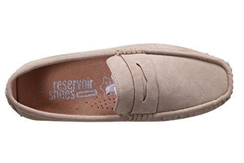 Reservoir Shoes - Mocassin Raul Beige Beige