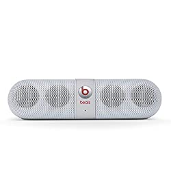 Beats Pill Portable Speaker (White) - NEW