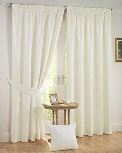 check MRP of plain white curtains India Fab