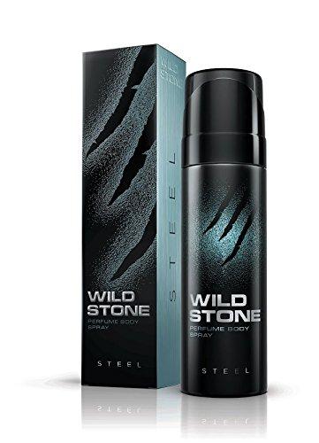 Wild Stone Deodorant, Steel, 120ml