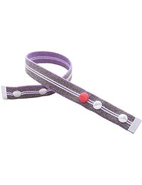 Clip.Ho TWO - Der Gürtel ohne Schnalle mit Metallenden