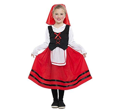 Imagen de disfraz pastorcilla niña talla 7 9