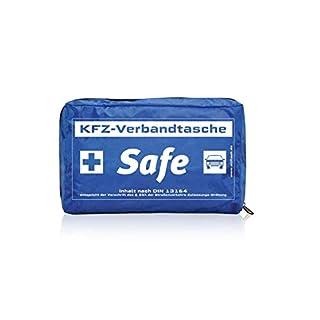 Allflash AL-0468 KFZ-Verbandstasche Safe, Blau