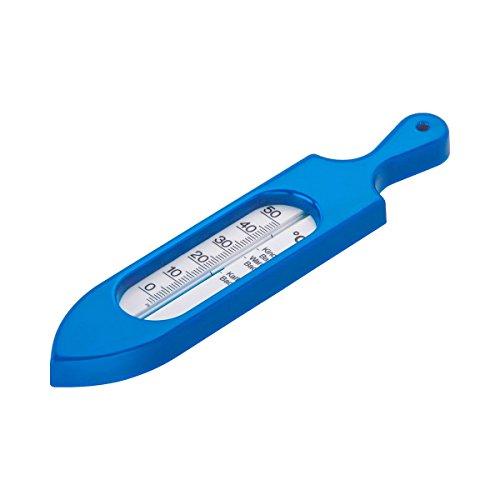 Rotho Babydesign 20057 0265 01 Badethermometer, blau