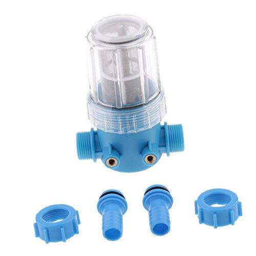 Fenteer 20mm Schlauch Wassereinlassfilter Hochdruckreiniger-Zubehör