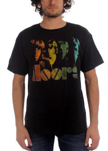 T-Shirt - The Doors - Spectrum ,Medium