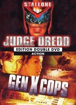 Gen x cop + judge dredd