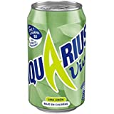 Aquarius Sabor Limón - 330 ml