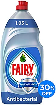 Fairy Platinum AntiBac 1.05L Dish Washing Liquid Soap 30%Off