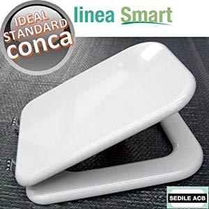 Asse sedile per wc conca ideal standard - marca acb linea smart