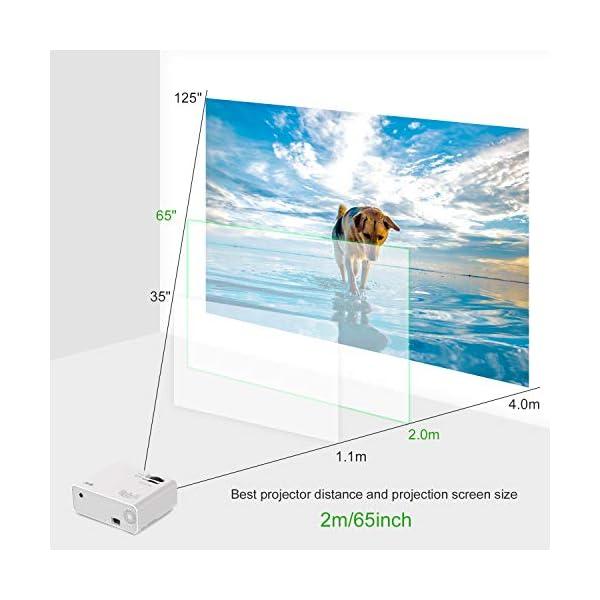 Artlii-Videoprojecteur-Enjoy-45-4D-Correction-30-Plus-Lumineux-supporte-Le-1080P-Projecteur-de-Faible-Bruit-Videoprojecteur-Portable-Compatible-HDMISmartphoneChromecastFire-TV-Stick