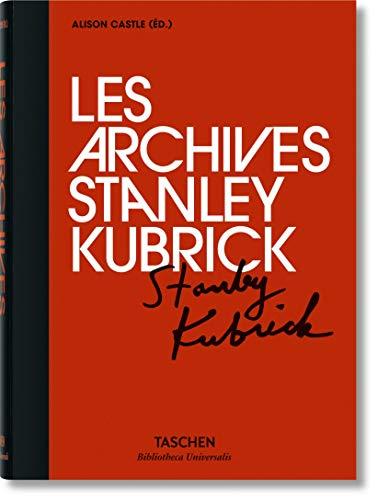 Los archivos personales de Stanley Kubrick (Bibliotheca Universalis) por Alison Castle