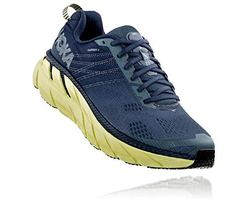HOKA Clifton 06 Blu Giallo
