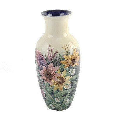 Old Tupton Ware Summer Bouquet Vase 8 Inches Tw1131 Brand New