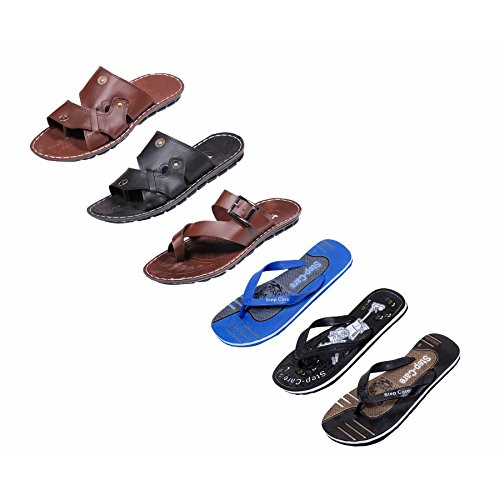 Indistar-Men-Comfortable-Flip-Flops-and-House-Slippers-Hawaii-Flip-Flops-Hawaii-Slippers