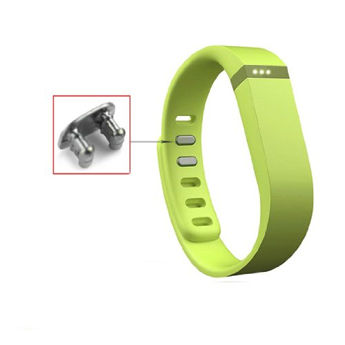 Aktivität- und Schlaf-Armband Ersatzarmband für Fitbit Flex mit Clasp ohne Tracker Groß/Klein (Small, Lime) (Flex Schlaf-tracker Fitbit)